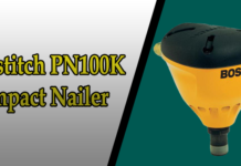 Bostitch PN100K Impact Nailer