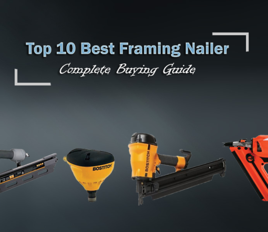 Top 10 Framing Nailer
