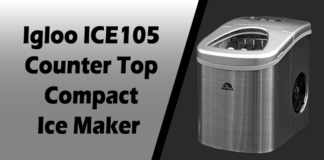 Igloo ICE105 Counter Top Compact Ice Maker