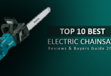 top 10 best electric chainsaw